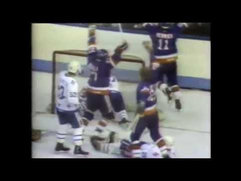 Islanders 1982 Stanley Cup TV Special