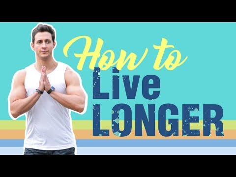 Extend Your Lifespan by 10+ Years