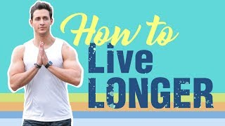Hey guys!!! i don't know about you but want to live as long possible. growing up always had the misconception that living longer meant things l...