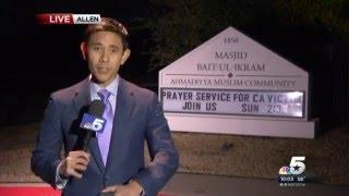 NBC: Texas Ahmadiyya Muslims React to Trump, Anti Muslim Climate