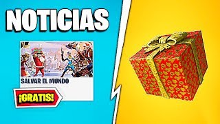 «NOUVEAU» SAVE THE WORLD FOR FREE AND RETURN THE 14 GIFTS in Fortnite Battle Royale