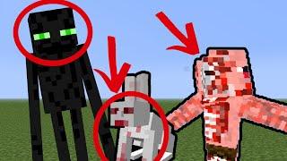 10 МОБОВ В МАЙНКРАФТ КОТОРЫХ ИЗМЕНИЛИ! [Minecraft]