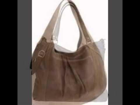 Hobo Leather Handbags