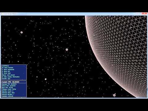 Planet Engine 0.1