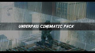 Mw2 Cinematic Pack - Underpass
