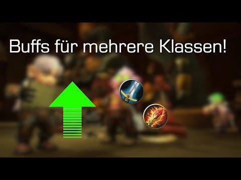 Am 13.1.: Blizzard bufft viele Klassen erheblich! [World of Warcraft: Shadowlands]