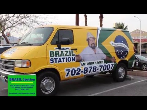 Brazil Station  Commercial for Brazuka TV