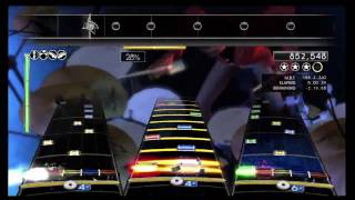 Dream Theater -  Panic Attack (Expert+)