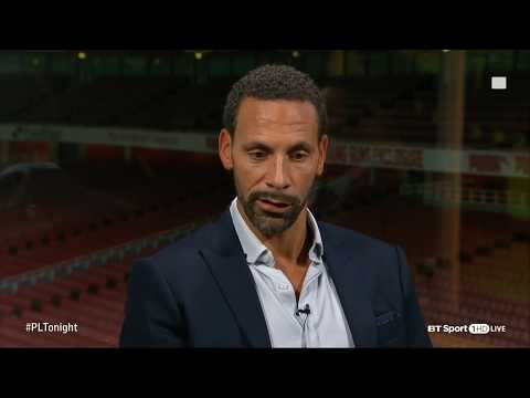 """He slapped me round the head!"" - Rio Ferdinand discusses Fergie's man management"