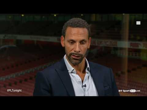 """He slapped me round the head!"" - Rio Ferdinand discusses Fergie"