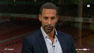 """He slapped me round the head!"" - Rio Ferdinand discusses Fergie"