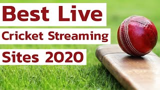 Best Free Live Cricket Streaming Sites|Website to Watch Cricket Match Live|Best Live Streaming Sites