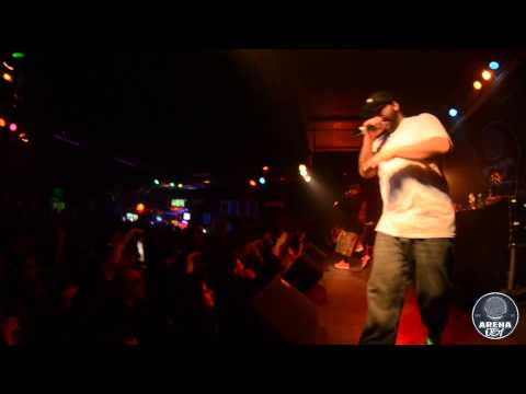 Vinnie Paz Jedi Mind Tricks - Blood In Blood Out LIVE @ Sottotetto, Bologna
