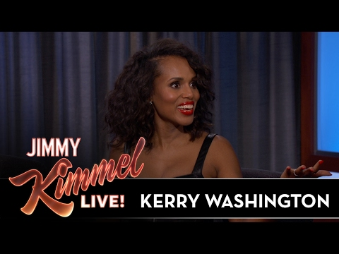 Kerry Washington on Her 40th Birthday