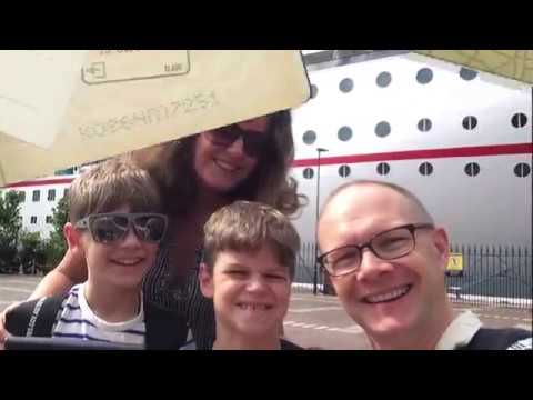 Carnival Spirit Cruise - New Caledonia April 2017