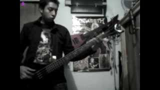 Kreator all of the same blood Bass Cover By Moises