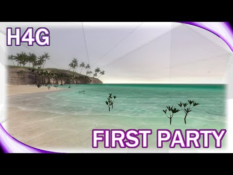 FFXI Classic - First Private Server Dunes Party