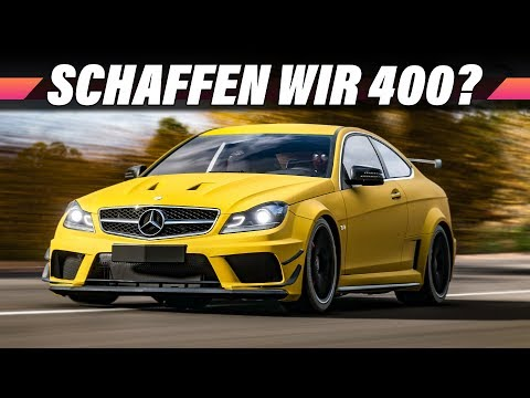 400 KM/H im C63 AMG Black Series? – FORZA HORIZON 4 Gameplay German | Lets Play 4K 60FPS Deutsch