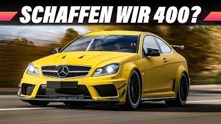 400 KM/H im C63 AMG Black Series? – FORZA HORIZON 4 Gameplay German | Lets Play 4K 60FPS Deutsch
