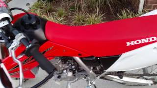 2016 crf150r expert review