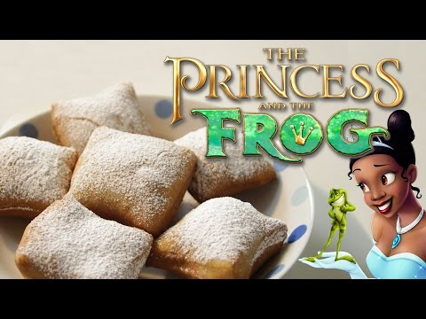 How to Make BEIGNETS from The Princess and The Frog Feast of Fiction S5 Ep5 thumbnail