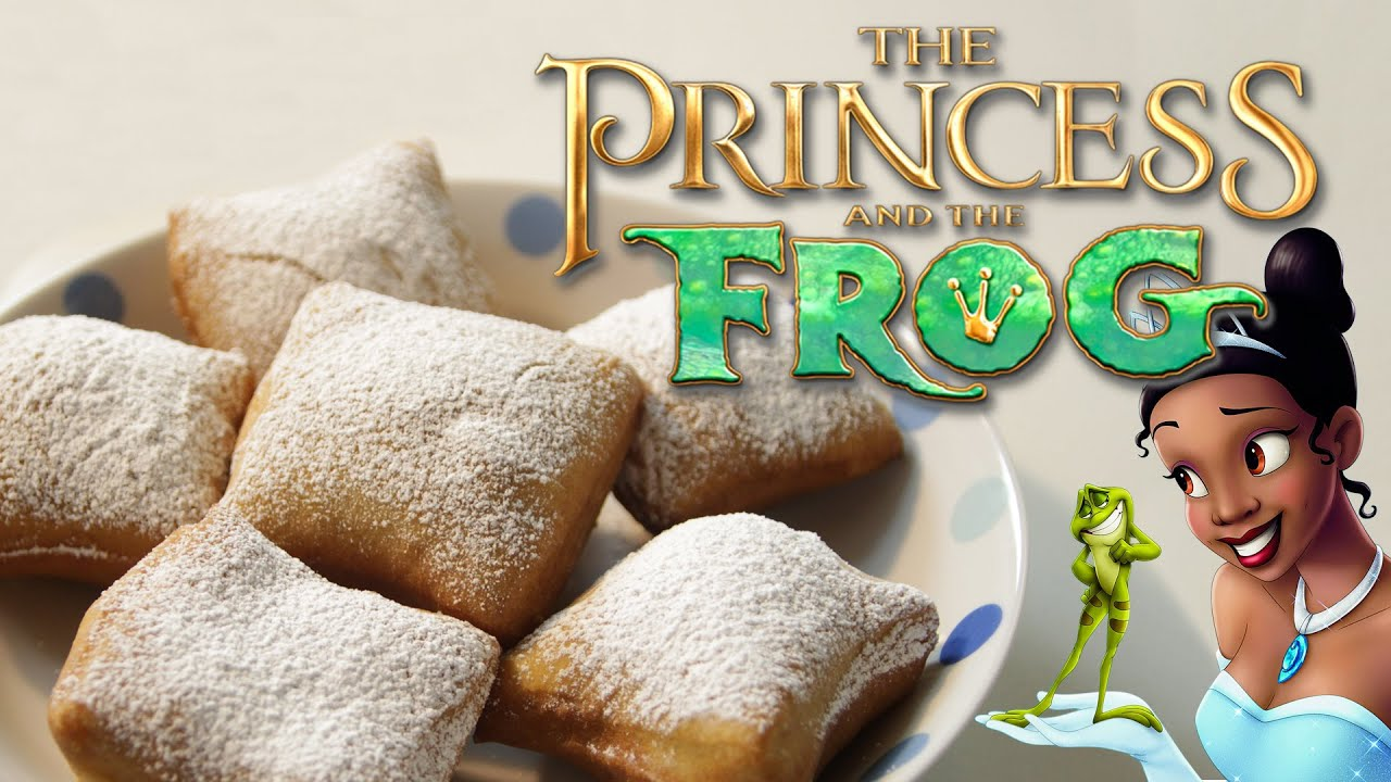 How To Make Beignets From The Princess And The Frog Feast