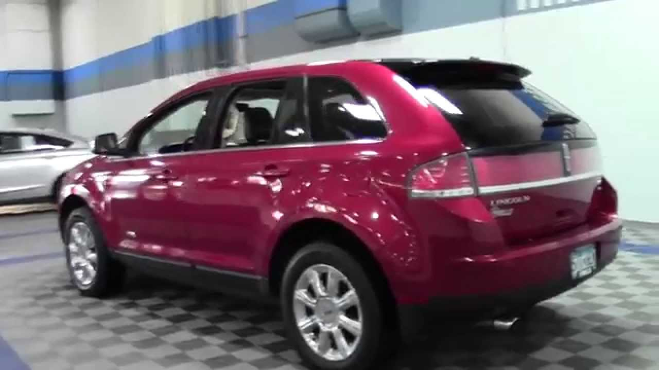 2008 Lincoln Mkx Awd 6h150149a