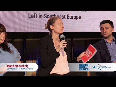 Towards the Renewal of the Left in Southeast Europe (short)