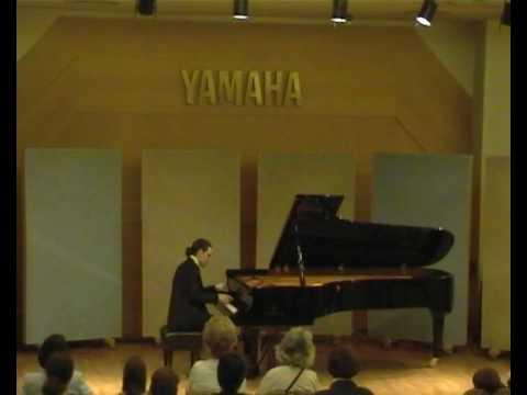 Prokofiev: Piano Sonata No.7 (III.Precipitato) - Christian Badian, Piano