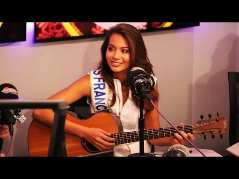 Le talent caché de Miss France 2019 (17/12/2018) - Bruno dans la Radio