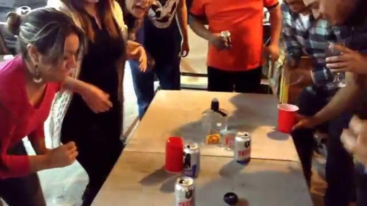 Vuelta Vaso Tequila Shot Youtube