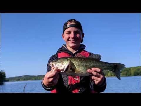 Table Rock Lake Video Fishing Report September 29, 2020