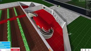 roblox - welcome to bloxburg - theatre speed build