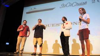 Can we move the online community off facebook? — JoCo Cruise 2017 Q&A on JoCo Cruise 2016