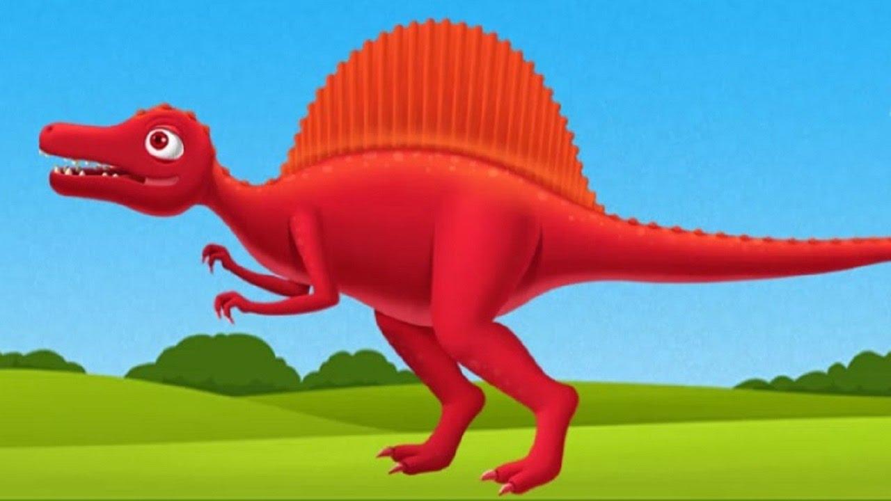Juego de Dinosaurios para NiosDinosaur Park  YouTube