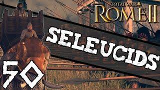 Total War: Rome II - Seleucid Campaign #50 ~ Athenian Aggression!