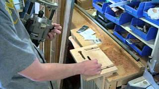 Shop Made Router Mortise Jig