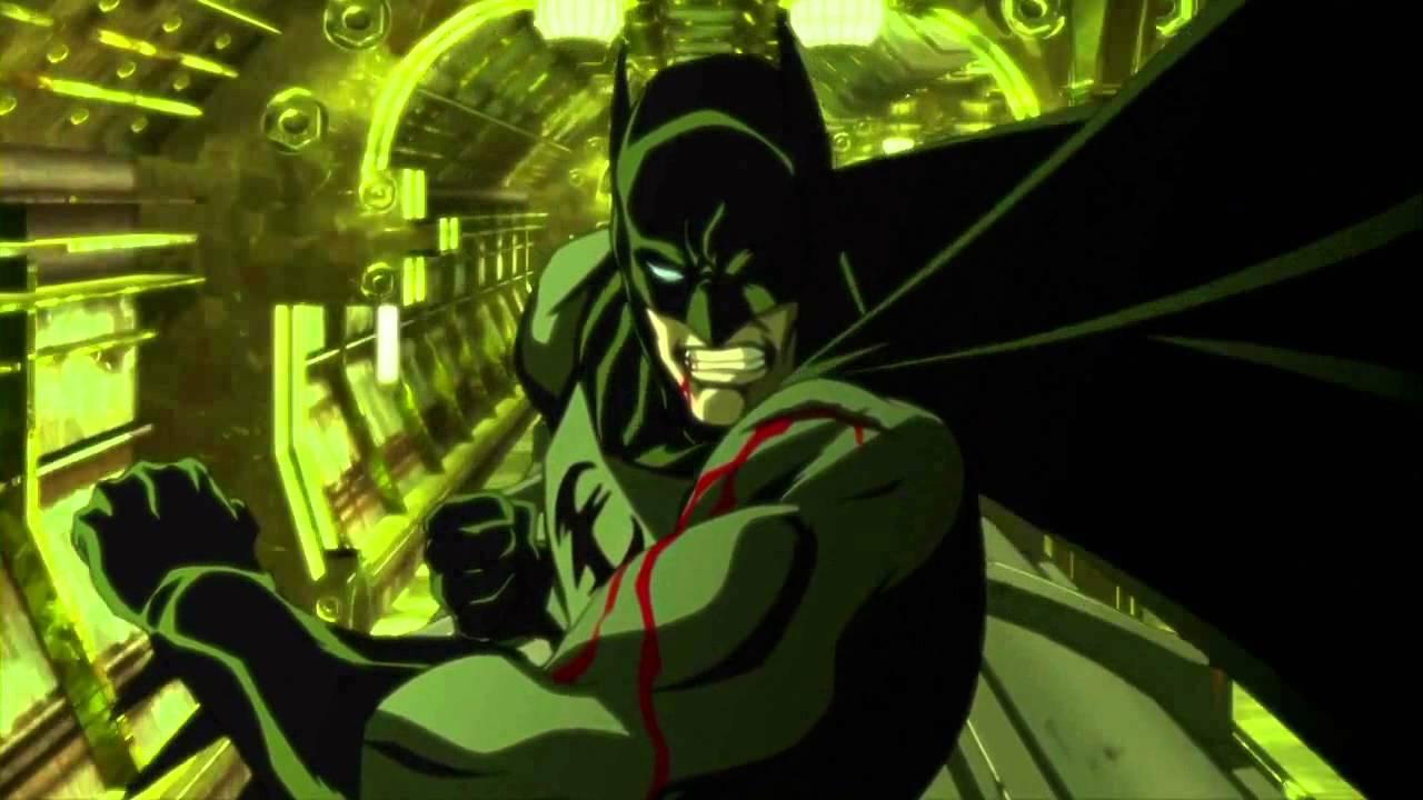 Batman Animated Wallpaper Gotham Knight Batman Vs Deadshot Youtube