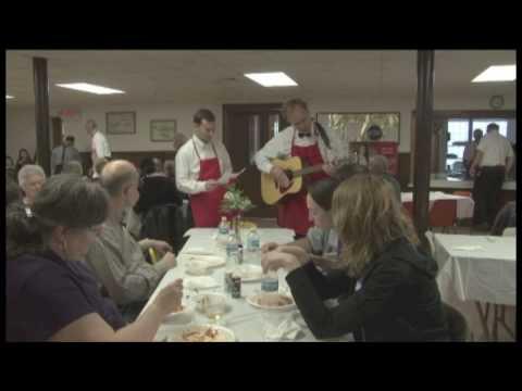 KC St Peter Council 12588 Part 3 Spaghetti Dinner ...