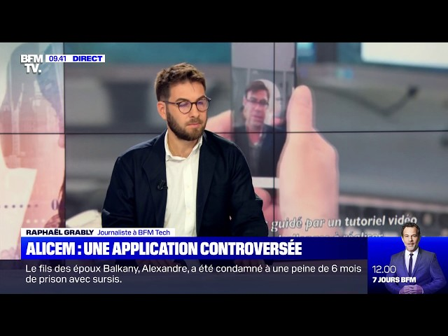Alicem : une application controversée