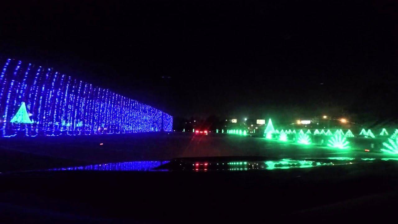 Christmas Nights of Lights — Mobile, AL - YouTube