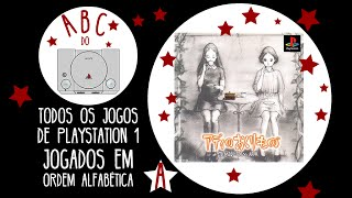 Addie no Okurimono: To Moze from Addie - Gameplay comentado em português [ABC do PS1]