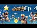 ClashRoyale Ep.4 - Napravio sam svoj  klan!!!