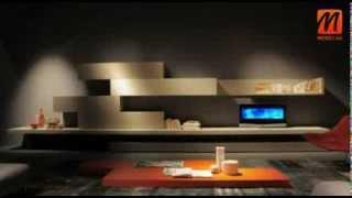 видео Мебель в стиле хайтек на заказ из Италии. Купить мебель в стиле хайтек в салоне ARREDO в Москве