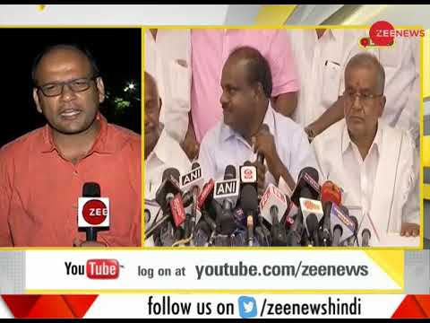 DNA test of Congress-BJP's political 'natak' for forming government in Karnataka