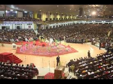 Winners Chapel Lagos Nigeria Sunday Service (1/7/2018)