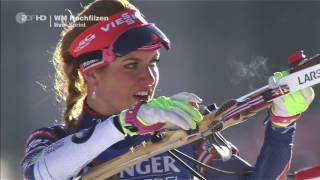 GABRIELA KOUKALOVA GOLD Sprint 7,5km WM Hochfilzen 2017