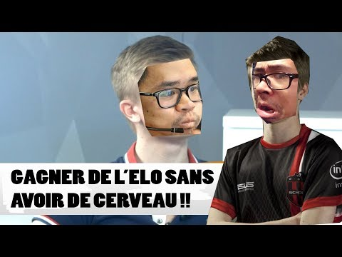 GAGNER DE L'ELO SANS AVOIR DE CERVEAU !!! 😱😱