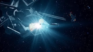 Infinity Spawn Webisode 1.5: The Somnium    MMO SPACE VIDEO GAME VFX CGI SCIFI WEB SERIES