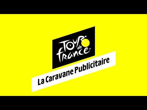 Guide Du Tour De France : La Caravane Publicitaire
